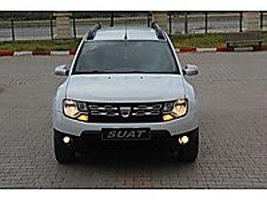 SUAT PLAZA DAN 2014 DACİA DUSTER LAUREATE 4X2 Dacia Duster 1.5 dCi Laureate