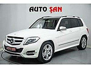 2015 GLK 220 CDI PREMIUM CAM TVN DERİ ISTM ELK BAGJ SERV BAKIMLI Mercedes - Benz GLK 220 CDI Premium