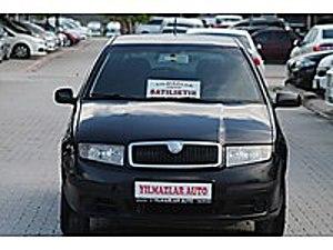 2007 SKODA FABİA 1.4 DİZEL 70HP KLİMA ÇELİK JANT ORJİNAL Skoda Fabia 1.4 TDI Ambiente