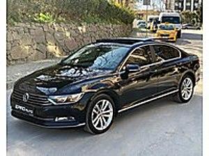 VW PASSAT 2016 DSG CAM TAVAN BOYASIZ HATASIZ FUL SERVİS BAKIMLI Volkswagen Passat 1.6 TDI BlueMotion Comfortline