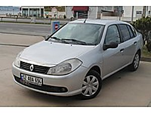 2010 SYMBOL 1.5 DCİ DEĞİŞENSİZ 4 BOYALI   AUTO LİDER   FATSA   Renault Symbol 1.5 dCi Authentique