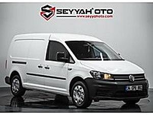 SEYYAH OTO 2016 Caddy Maxi Panelvan 2.0 TDI - TAMAMINA KREDİ Volkswagen Caddy 2.0 TDI Maxi Van