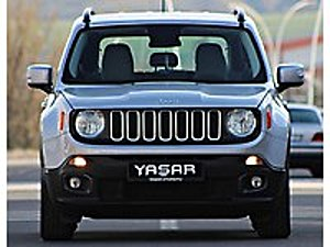 YAŞAR   2017 BOYASIZ JEEP RENEGADE 1.6 MULTİJET 4X2 LİMİTED Jeep Renegade 1.6 Multijet Limited