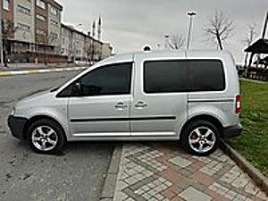 EMSALSİZ TEMİZ 2007 CADDY COMBİ COMFORDE 1 9 TDİ DSG Volkswagen Caddy 1.9 TDI Kombi