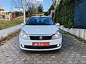 2012 MODEL DEĞİŞENSİZ HATASIZ BEYAZ CLİO SYMBOL EXPRESSİON Renault Symbol 1.5 dCi Expression