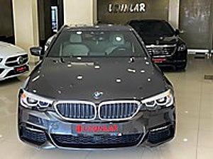 BORUSAN 2019 520İ SPECİAL EDİTİON M SPORT 19 JANT TAM DERİ BMW 5 Serisi 520i Special Edition M Sport