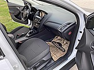SÖZBİR TÜRKAYDAN HATASIZ BOYASIZ TİTANİUM BEYAZ MELEKK Ford Focus 1.6 TDCi Titanium