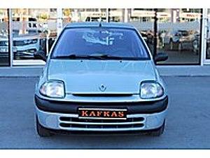 KAFKAS DAN 2000 MODEL CLİO 1.4 16V LPG Lİ ENJEKSİYONLU Renault Clio 1.4 RTA