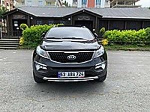 MY AUTO DAN 2015 HATASIZ KİA SPORTAGE CONCEP PLUS  135000Km  Kia Sportage 1.6 GDI Concept Plus