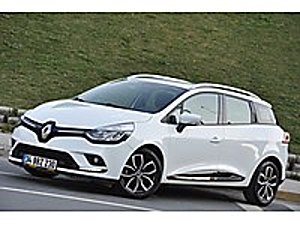 BOYASIZ HATASIZ 2018 DİZEL OTOMATİK RENAULT CLİO TOUCH Renault Clio 1.5 dCi SportTourer Touch