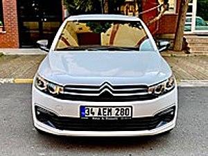 2017 SON KASA 62 BİN KM GARANTİLİ 1.6 HDİ LİVE C-ELYSE HATASIZ Citroën C-Elysée 1.6 HDi  Live