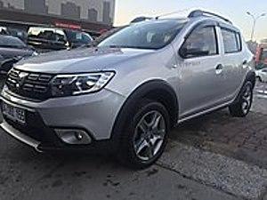 HATASIZ-BOYASIZ-FULL ORJİNAL  SANDERO STEPWAY 1.5DCİ OTOMATİK Dacia Sandero 1.5 dCi Stepway