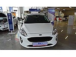 KAYSERİ FORD BAYİİNDEN ÜRETİCİ GARANTİLİ FİESTA TREND ORJİNAL Ford Fiesta 1.0 Trend