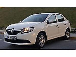 2016 MODEL RENAULT SYMBOL JOY ORİJİNAL 84.000 KM 90 BG Renault Symbol 1.5 dCi Joy
