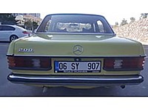 ORJİNAL ANKARA ARABASI ÇOK TEMİZ Mercedes - Benz Mercedes - Benz 200
