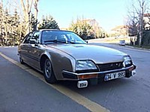 EN TEMİZLERDEN BİRİ 1984 CX 2A TRE KOLEKSİYONDAN Citroën Citroën CX