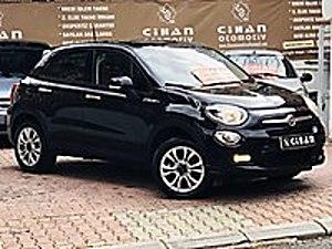 2015 BOYASIZ 60.000 KM 500 X CROSSOVER 1.4 T 140 PS OTOMATİK Fiat 500 X 1.4 T PopStar