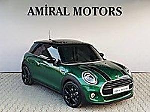 2020 MİNİ 0 KM BRİTSH RACİNG GREEN 60TH  CAM TAVAN LED  18 KDV Mini Cooper 1.5 Signature