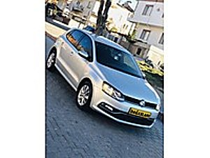 2015 MODEL POLO 1.4 TDI OTOMATİK DİZEL 58 BİNDE DEGISENSIZ Volkswagen Polo 1.4 TDI BlueMotion