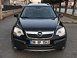 BURSADAN METİN BEYE OPSİYONLANMİSTİR KAPORASİ ALINMIŞTIR Opel Antara 2.0 CDTI Cosmo
