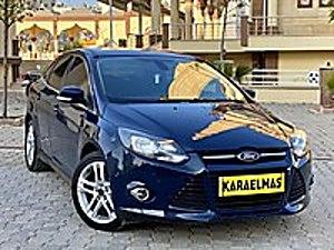 KARAELMAS AUTODAN 1.6 TDCİ 93.000 KMDE TİTANYUM SMART FULL PAKET Ford Focus 1.6 TDCi Titanium