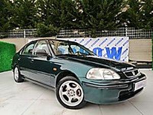 OTOSHOW 2 ELDEN OTOMATİK HONDA CIVIC HATASIZ ORJİNAL 146 BİN KM Honda Civic 1.4 1.4i