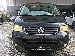 ist.ELİT MOTOR dan 2010 CARAVELLA 1.9 TDI 105 HP Volkswagen Caravelle 1.9 TDI Trendline