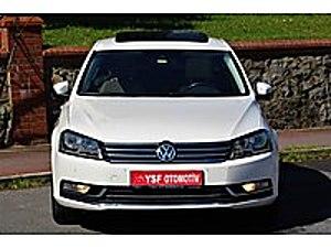 2013 MODEL VOLKSWAGEN PASSAT 1.6 TDİ BLUEMOTİON COMFORTLİNE 105 Volkswagen Passat 1.6 TDI BlueMotion Comfortline
