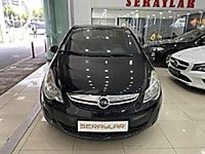 2012 MODEL BENZİN OTOMATİK VİTES 120.000 KM DE OPEL CORSA Opel Corsa 1.2 Twinport Essentia