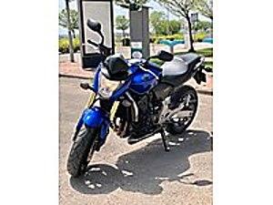 2010 TRAFİĞE ÇIKIŞLI HATASIZ-BOYASIZ HONDA CB 600 F HORNET Honda CB 600 F Hornet