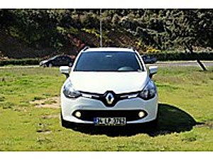 ORAS DAN 2014 MODEL CLİO 1 5 DCİ SPORTTOUER TOUCH NAVİGASYON LU Renault Clio 1.5 dCi SportTourer Touch