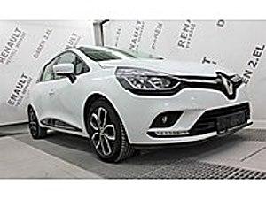 BAYİDEN 2018 CLİO SOPRTTOURER 85 KM OTOMATİK 15 PEŞİN 0 95 FAİZ Renault Clio 1.5 dCi SportTourer Touch