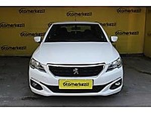 2017 MODEL-BOYASIZ-PEUGEOT 301 1.6HDI-ACTIVE-KREDI-TAKAS DESTEGI Peugeot 301 1.6 HDi Active
