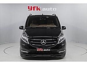 2014 MODEL MERCEDES VİTO 119CDİ OTOMOBİL DizaynVİP Mercedes - Benz Vito Tourer Select 119 CDI Select