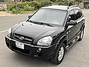 2008 HAYUNDAİ TUCSON 2.0 CRDİ 4X4 H-MATİC HATASIZ Hyundai Tucson 2.0 CRDi Style