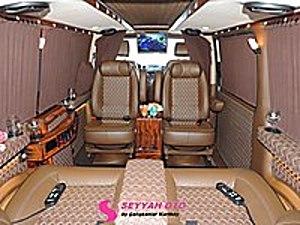 SEYYAH OTOdan 2014 Kısa Vip Transporter 102 Özel Dizayn Sıfır Volkswagen Transporter 2.0 TDI City Van Comfortline