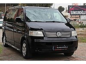 SUNGUROGLUNDAN 2006 MODEL TRANSPORTER 2.5 TDİ 5 1 Volkswagen Transporter 2.5 TDI City Van