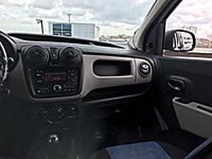 TEKİNDAĞ dan 2016 Model Dacia Dokker 1.5 dCi Panelvan Dacia Dokker 1.5 dCi Ambiance