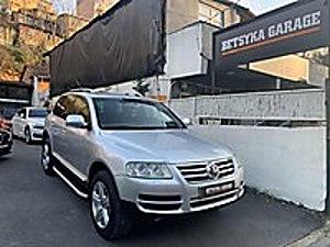 BETSYKA GARAGE-TOUAREG 4.2 V8 310HP 162.000KM BOYASIZ EMSALSIZ Volkswagen Touareg 4.2