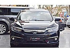 S CLASS - 2017 HONDA CİVİC 1.6 ECO V-TEC - EXECUTİVE Honda Civic 1.6i VTEC Eco Executive