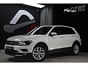 2017 VW TİGUAN 1.4 TSI BMT HIGLINE DSG CRUİSE HAYALET HATASIZ Volkswagen Tiguan 1.4 TSI Highline