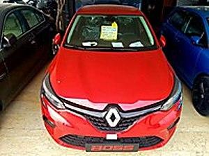 OPSİYONLANMIŞTIR...2020..SIFIR KM..OTOMATIK..TOUCH..ATEŞ KIRMIZI Renault Clio 1.0 TCe Touch
