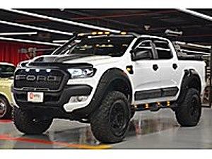 Caretta Kalitesiyle  Kişeye Özel Off-Road Tasarım Yapılır. Ford Ranger 2.2 TDCi XLT