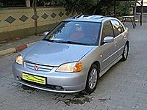 MUZAFFER OTOMOTİV DEN HONDA 1.6 VTEC ES Honda Civic 1.6 VTEC ES