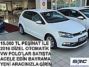 35 ADET DİZEL OTOMATİK POLO 15.000 TL PEŞİN İLE HEMEN TESLM Volkswagen Polo 1.4 TDI Comfortline