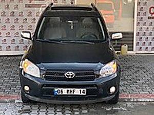 GAZELLE YETKİLİ BAYİİ DE 2008 TOYOTA RAV4 2.0 4X4 Toyota RAV4 2.0