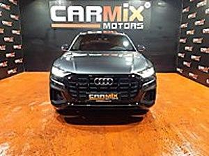 CARMIX MOTORS 2020 AUDI SQ8 435 HP GECE GRŞ SOĞUTMA MASAJ HEADUP Audi Q8 Q8 SQ8
