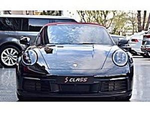 SCLASS -2019 PORSCHE 911 CARRERA 4S CABRİOLET TR de TEK Porsche 911 Carrera 4S