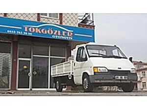 FORD TRANSİT 190P ORJİNAL KAMYONET Ford Trucks Transit 190 P