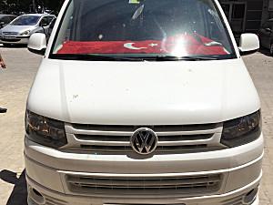 2014 Model 2. El Volkswagen Transporter 2.0 TDI Camlı Van - 103000 KM
